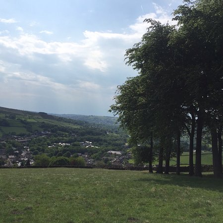 Great walking to be had in and around Hayfield