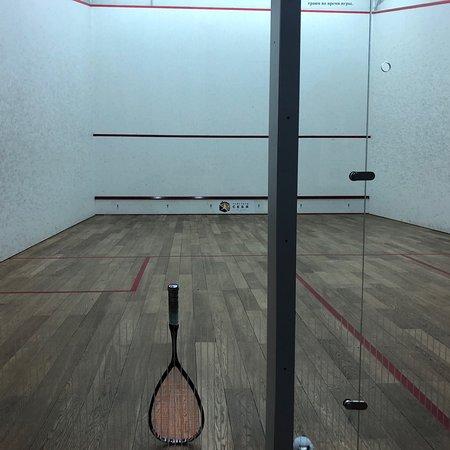 Squash Factory Olimpiyskiy