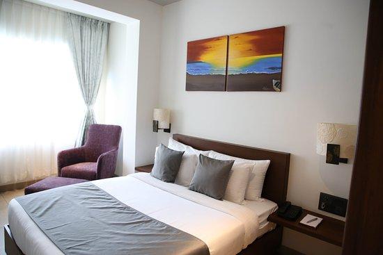 Pool - Picture of Silver Shell Resort, Calangute - Tripadvisor