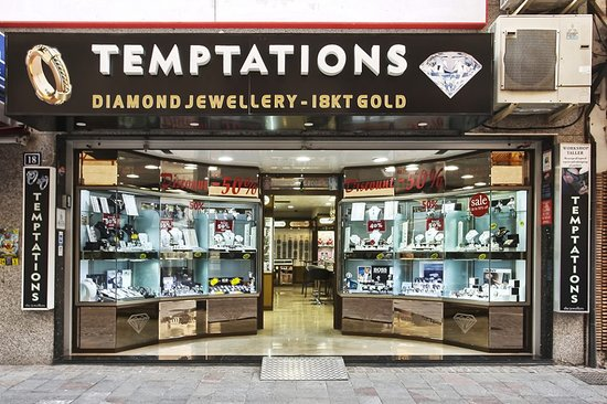 Temptations Jewellers