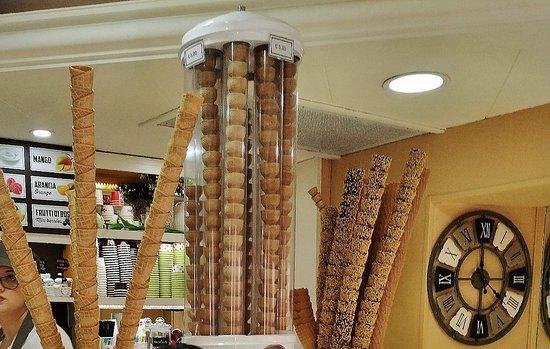 Мороженое Gelato In Trevi