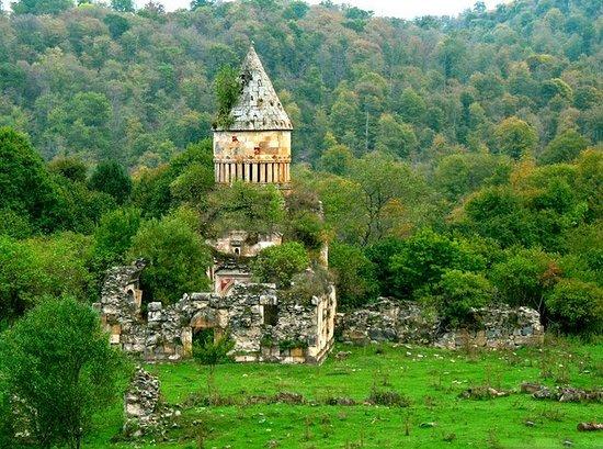 Область Лори, Армения: #Khorakert Monastery