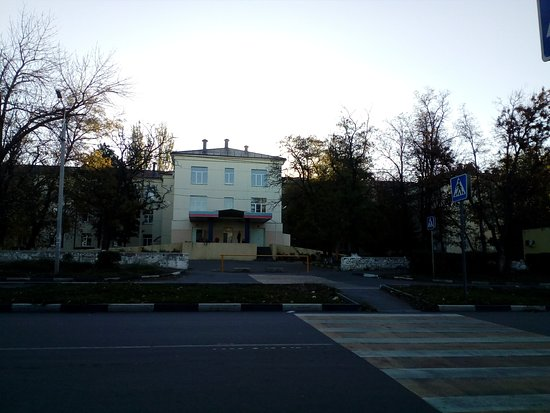 A.V. Shlyopov Monument