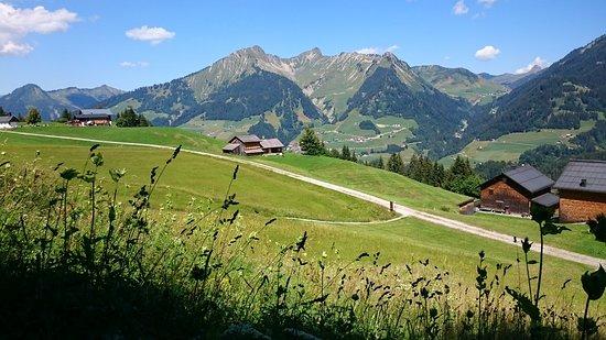 Vorarlberg, Österreich: Themenweg Klangraum