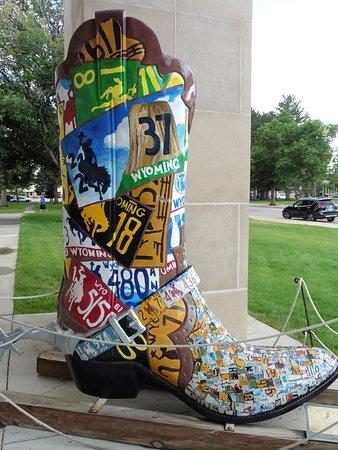 Cheyenne Big Boots: Big boots