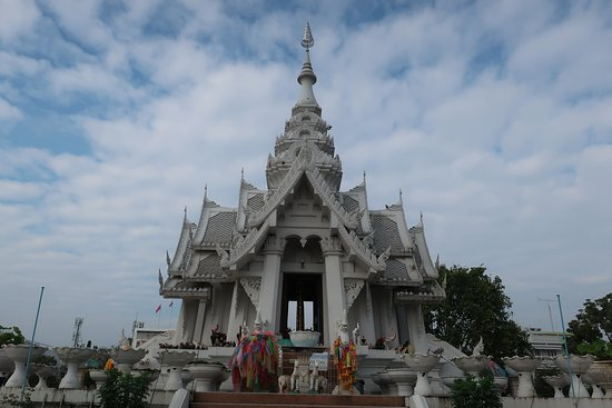 Phayao City, Tailândia: Lak Muang Phayao Shrine