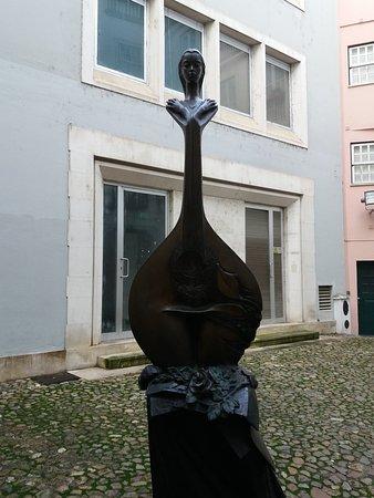 Monumento ao Fado de Coimbra