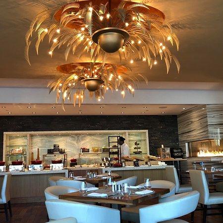 Harth at the Hilton McLean Tysons Corner: Breakfast buffet