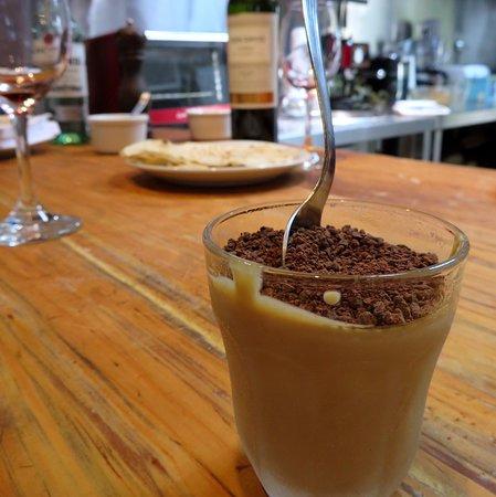 Dulce de Lecha & Rum Semifredo,, Argentine Cooking Lesson