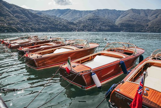 See Lake Como From A Classic Wooden Motor Boat Review Of Como