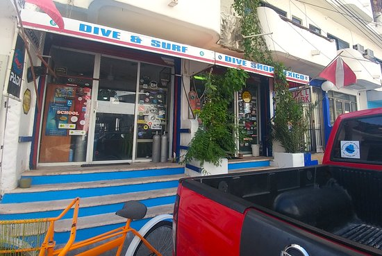 Dive Shop Mexico