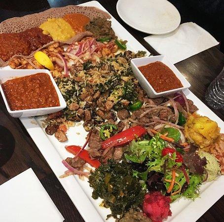Desta Ethiopian Kitchen Atlanta 3086 Briarcliff Rd Ne Menu Prices Restaurant Reviews Order Online Food Delivery Tripadvisor