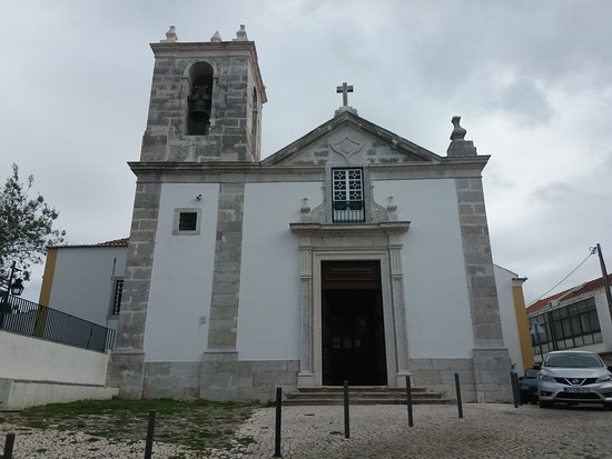 Almada, Portugal: Igreja de Santiago