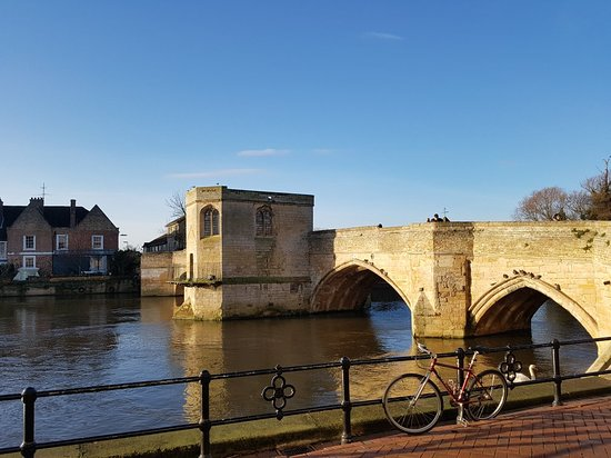 St Ives Bridge