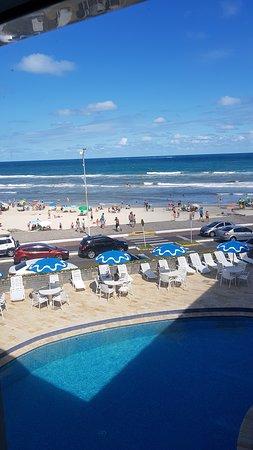 Dunas Praia Hotel: Vista do hotel