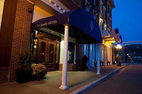 セント ジェームス ホテル