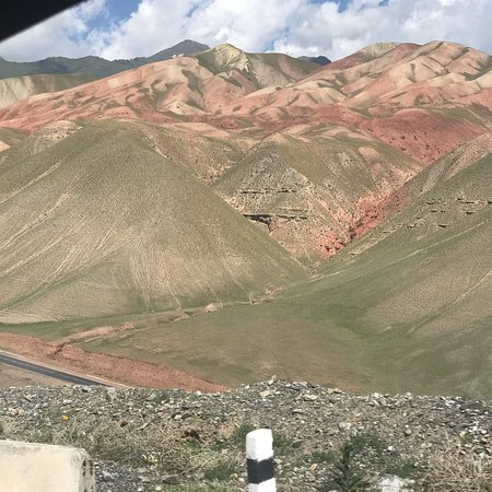 Sary-Tash, Kirgisistan: Sarytash - Osh