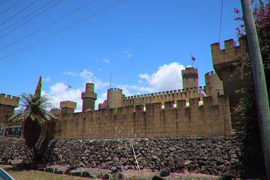 The Sunshine Castle