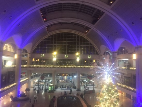 Picture Of Tower City Center