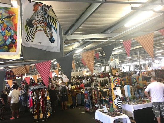 ‪African Craft Market of Rosebank‬