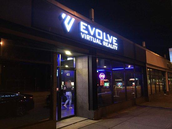 Evolve Virtual Reality