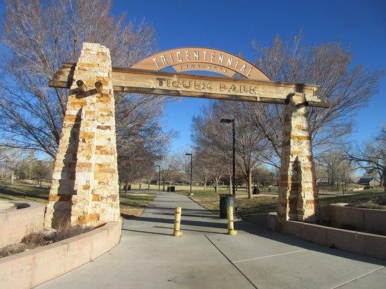 Tiguex Park