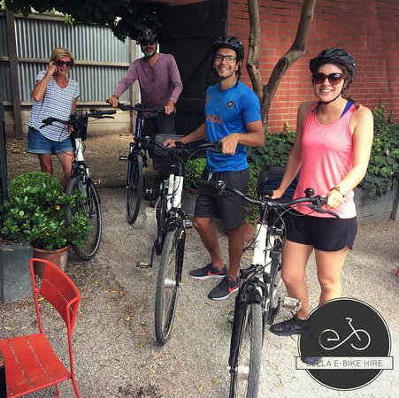 Indented Head, Australia: Grabbing lunch at the Shelter Shed in Queenscliff