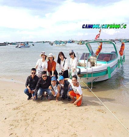 Cano Du Lich Phu Quoc