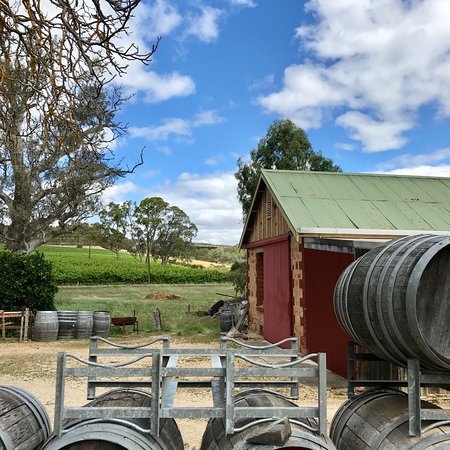 Williamstown, Australia: Linfield Cottage - perfect place to stay and explore the Barossa!
