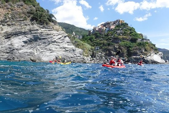 Cinque Terre Kayaking Trip from...