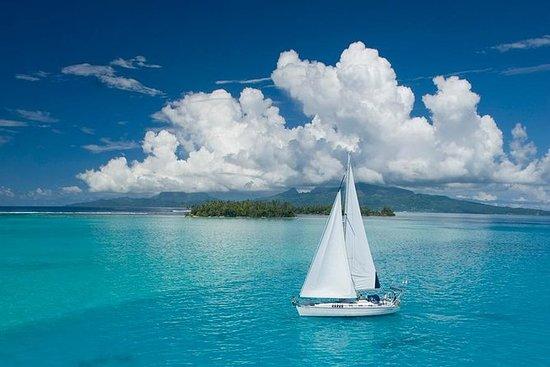 Crucero de vela privado de la laguna...