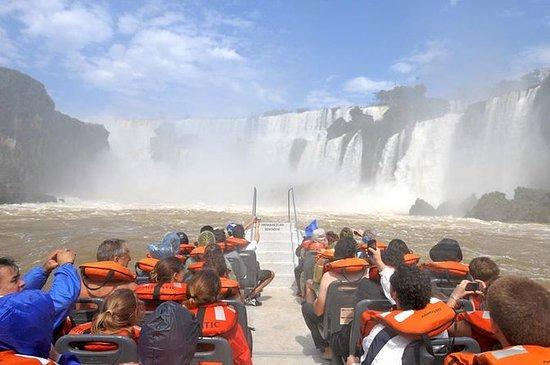 Private argentinske Iguazú-fossene