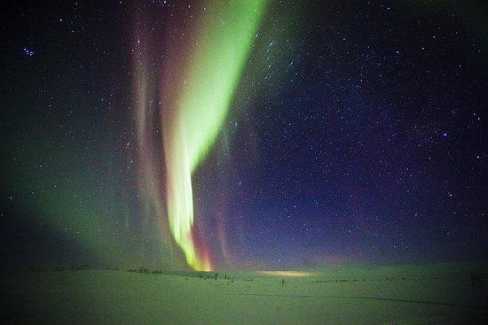 Northern Lights Snowmobile Safari...