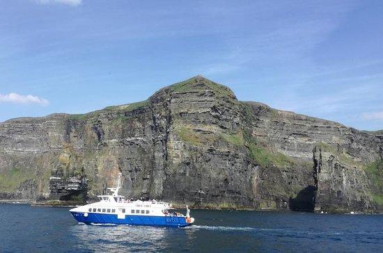 Cliffs of Moher Cruise fra Doolin