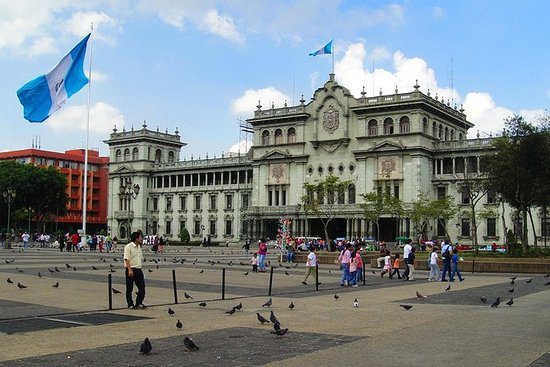 Privat tur: Guatemala City Morning...