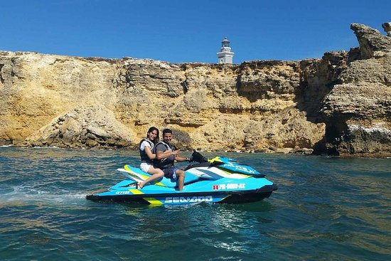 4-Hour Jet Ski Tour at Boqueron Beach
