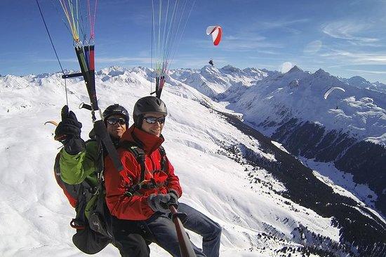 Davos Paragliding Tandem Flight in...