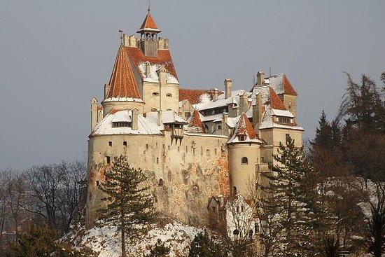 Excursión por los castillos de Bran y...