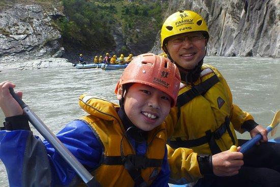 Skippers Canyon Rafting y visita...