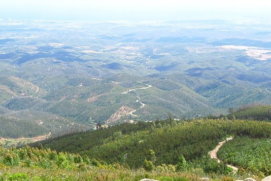 Algarve wine tour and mountain...