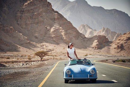 Piquenique da montanha - Jebel Jais...