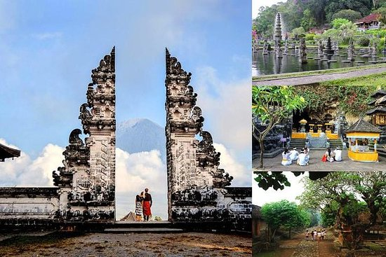 Bali Gate Of Heaven Tour Provided By Bali Sun Tours Ubud Gianyar