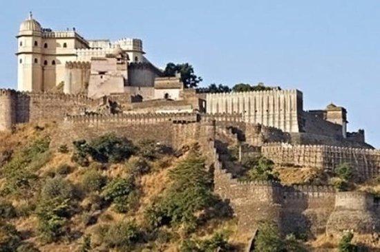 Privat dagstur til Kumbhalgarh Fort...