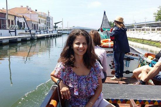 葡萄牙的小威尼斯:阿威罗小团体旅游与典型的乘船游览