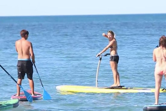 Geraldton Stand Up Paddle Board Hobie...