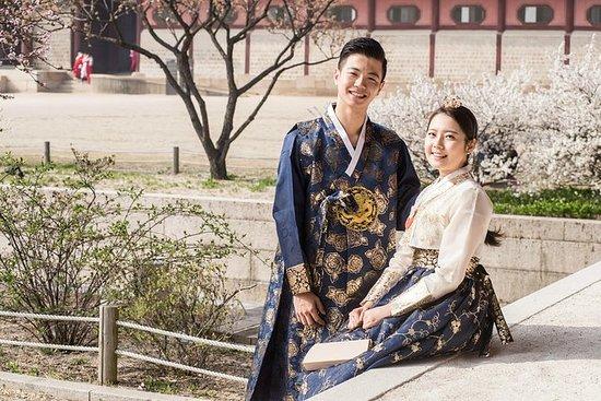Jeonju Hanok Village Hanbok Rental...