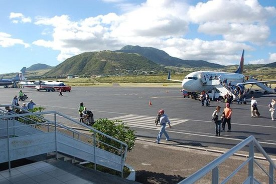 Airport Transfers to (ST.KITTS...