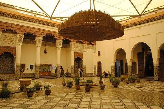 Marrakech hele dagen guidet tur