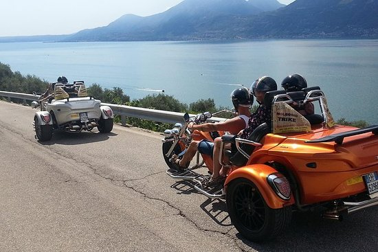 Full-Day Trike Rental Bardolino