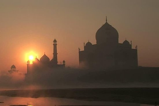 Tajmahal at Sunrise - Same Day Tour...